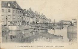 SAINT-OMER Faubourg Du Haut-Pont Pont Tournant - Saint Omer