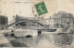 CAMBRAI Le Pont Tournant - Cambrai