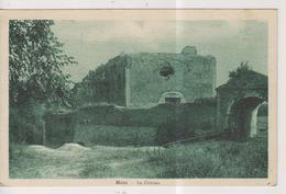 CPA-80-Somme- HAM-Le Château- - Ham