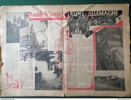 1932 LA JEUNESSE ALLEMANDE - HOCKEY SUR GAZON LES HINDOUS - INONDATIONS DANS LE MIDI CUXAC D'AUDE - Journaux - Quotidiens