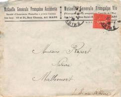 1920 LE MANS – MALLEMORT 16-1014 - 1877-1920: Semi Modern Period