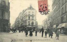 PARIS  Carrefour Des Rues Guilleminot Et De L'Ouest RV - District 14