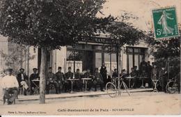 17  ILE D'OLERON   BOYARDVILLE    CAFE RESTAURANT DE LA PAIX - Ile D'Oléron
