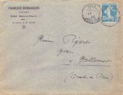 1925 RIEZ – MALLEMORT 16-1066 - 1921-1960: Modern Period