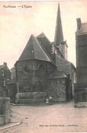 BOUFFIOULX   L ' église. - Châtelet
