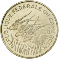 Monnaie, Cameroun, 100 Francs, 1971, Paris, ESSAI, FDC, Nickel, KM:E13 - Cameroun