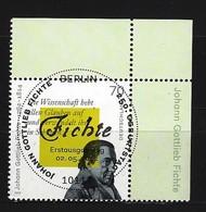 BUND Mi-Nr. 2934 Eckrandstück Rechts Oben Gestempelt - BRD