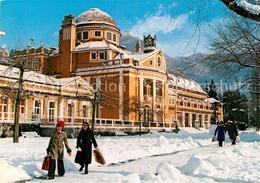 73326561 Meran_Merano Kurhaus Im Winter Meran Merano - Italia