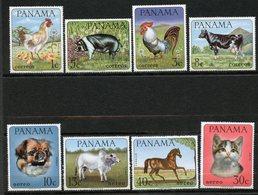 Panama, Yvert 449/452**&PA424/427**, Scott 475/475C**&C353/356**, MNH - Panama