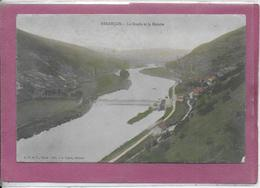 25.-    BESANÇON - Le Doubs Et La Malatte - Besancon