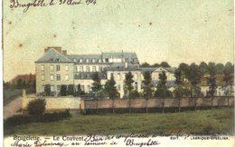 BRUGELETTE   Le Couvent.petite T^che. - Brugelette