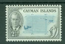 Cayman Islands: 1950   KGVI   SG140   2½d   MNH - Cayman Islands