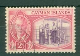 Cayman Islands: 1950   KGVI   SG140   2½d   Used - Cayman Islands