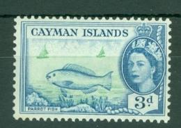 Cayman Islands: 1953/62   QE II - Pictorial   SG154   3d     MNH - Cayman Islands