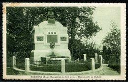 Z1894 PREMENO (VCO Verbania) Monumento Ai Caduti, FP, Viaggiata 1928 Per Milano, Ottime Condizioni (GC) - Verbania