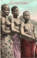 - Jeunes Dahoméennes - Etude 231 - - Dahomey