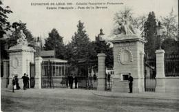 Liège Expo 1905 Colonies Françaises Et Protectorats - Liège