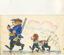 LITHUANIA Medziokle (hunting)1968 - Litauen