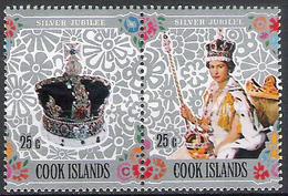 Cook N° 454/55 YVERT  NEUF ** - Islas Cook