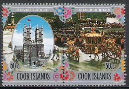 Cook N° 456/57 YVERT  NEUF ** - Islas Cook