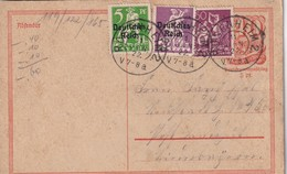 ALLEMAGNE  1922    ENTIER POSTAL/GANZSACHE/POSTAL STATIONERY CARTE DE ROSENHEIM - Postwaardestukken