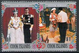 Cook N° 458/59  YVERT  NEUF ** - Islas Cook