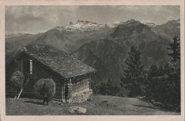 Schweiz - Braunwald - Hinter-Habegg - 1927 - GL Glaris