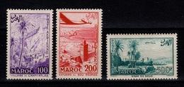 Maroc - YV PA 100 à 102 N** Sites - Cote 21+ Euros - Maroc (1891-1956)