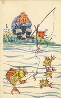 LITHUANIA Zvejyba (Fishing)1968 - Litauen