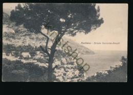 Positano - Strada Sorrento-Amalfi [AA26 1.735 - Italia