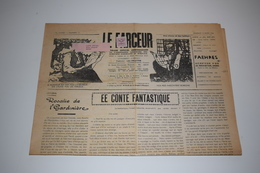Le Farceur Hebdo Wallon Mons Borinage 13 Mars 1966 - Culture
