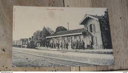 AIX EN OTHE : La Gare …... … NC-3687 - Autres Communes