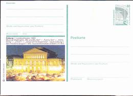 Deutschland Germany Allemagne - Bildpostkarte Coburg (MiNr: P 151) 1993 - Postfrisch - [7] Repubblica Federale
