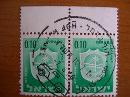 Israel Obl N° 276 Paire - Israel