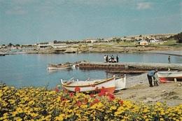 * Cyprus 1970's Postcard * Dekelia Harbour * Collection: Kyprianides * Number : 158 * - Chipre