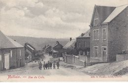 AUBLAIN  RUE DU CULO  1915 - Couvin