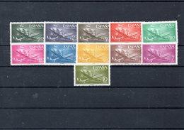 España 1169-79 Caravelas MNH - España