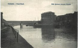 CHÂTELET    Pont Neuf. - Châtelet