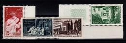 Maroc - YV 339 à 342 N** Solidarite Complete Cote 8+ Euros - Unused Stamps