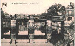 CHÂTELET- Chatelineau   Le Déversoir. - Châtelet