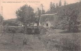GUEMENE SUR SCORFF - Pont Et Moulin De Pichery  (edts Villard ) - Guemene Sur Scorff