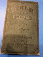 Carte De France De L'Etat-Major: Melun - Sonstige
