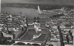 Schweiz - Genf / Genève - Les 6 Ponts Sur Le Rhone Et La Rade - 1967 - GE Ginevra