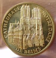 Jeton Touristique Cathédrale Notre Dame De Reims 2012 (51) - 2012
