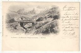 05 - LA GRAVE - La Meije Et Le Village Du Chazelet - ND 127 - 1900 - France