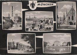 München - U.a. Altes Rathaus - 1961 - Muenchen