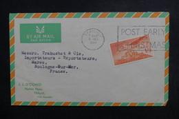 IRLANDE - Enveloppe Commerciale De Tralee Pour La France En 1960, Affranchissement Plaisant - L 48827 - 1949-... Repubblica D'Irlanda