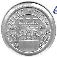 *notgeld Witten   5 Pfennig  1920  Alu   604.7a - Germany