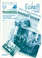 Brochure Informatieblad 50° Jaarbeurs Zomergem - 1997 - Oude Documenten