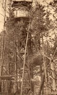 Thème Chasse Poste D'observation Dans Un Bois (carte Espagnole) Frais De  Port Offert - Jacht